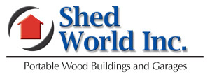 Shed_world_logo_color with sheds and garage
